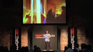 Future cities of delight | Joanne Jakovich | TEDxTheRocks