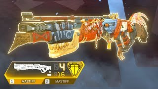 Double Mastiff is INSANELY OP in Apex Legends