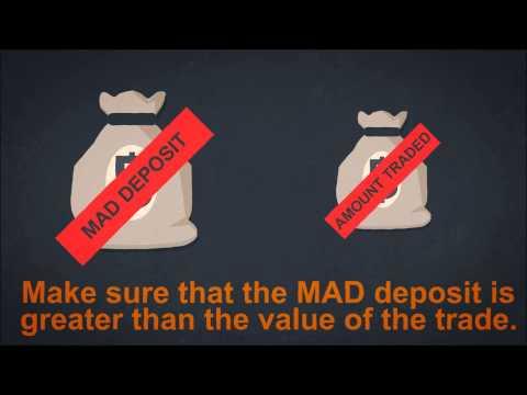 Madbtc - An incentive-based Bitcoin exchange