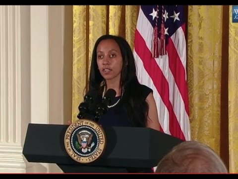 Presidential Remarks on the 25th Anniversary of the Americans with Disabilities Act (C-SPAN)