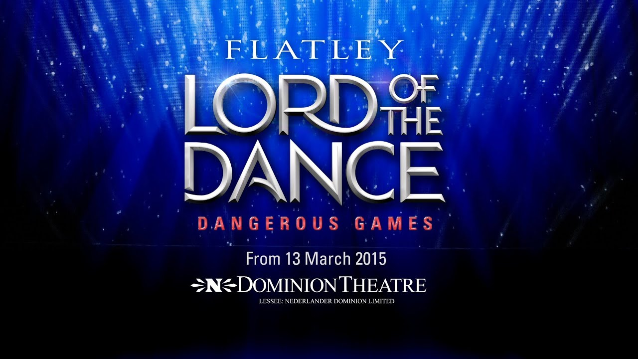 Lord Of The Dance - Dangerous Games Trailer - YouTube