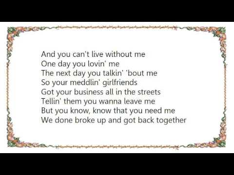 Gerald Levert - Where Do We Go Lyrics