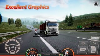 Truck Simulator : Europe 2 Android Gameplay screenshot 2