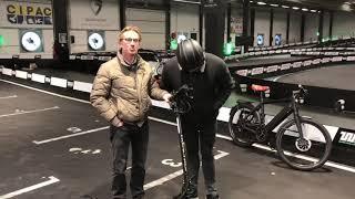 Dualtron Thunder. Nous l'avons testée sur une piste de kart en présence du «Stig»!