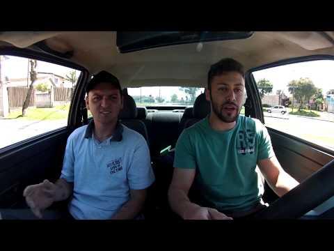 GOL TURBO ROLE COM O CHICO DO PASSAT (PASSAT 380KM) CEGONHEIRO PRESIONANDO