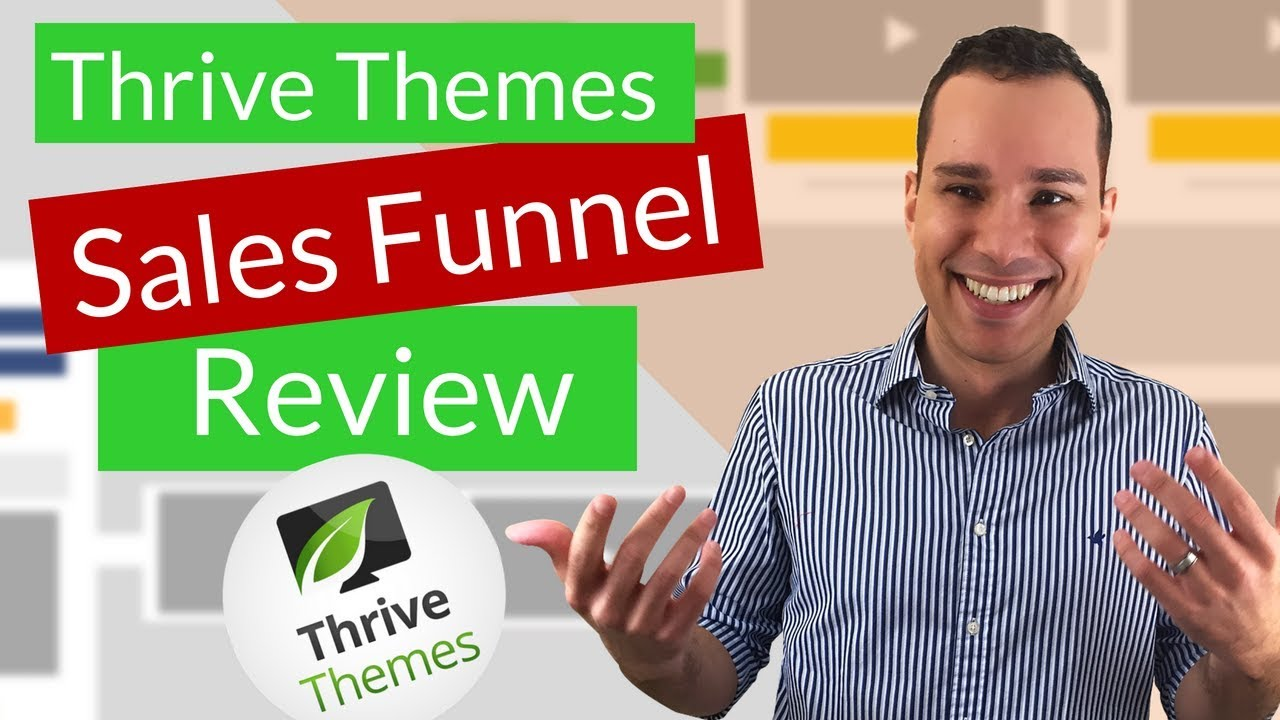 Box Contains Thrive Themes  WordPress Themes