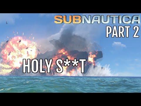 QUANTUM DETONATION | Subnautica (BLIND) | PART 2