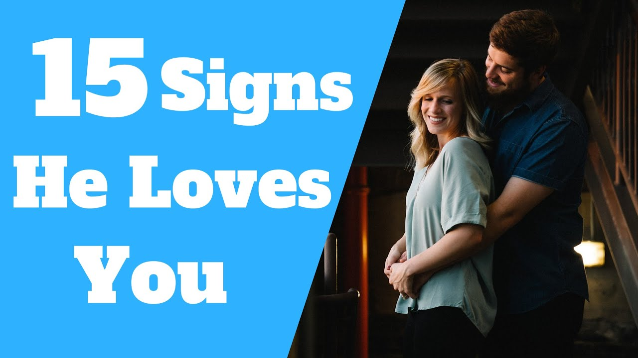 Signs He Loves You Deeply (15 Telltale Signs)
