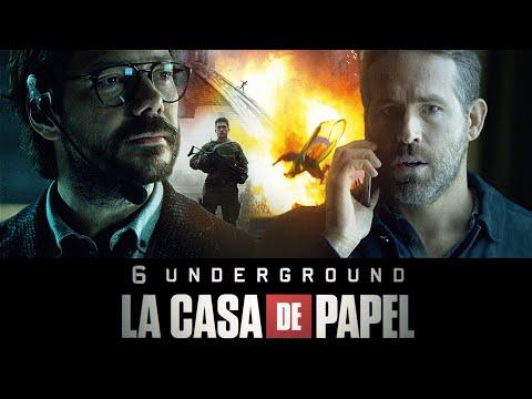 The Professor & One | La Casa De Papel | Netflix