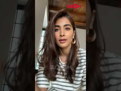 Here's a special message from Pooja Hegde to all the strong women out there   #shorts