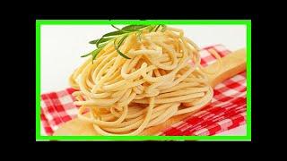видео Макаронная диета для похудения: меню на неделю, отзывы