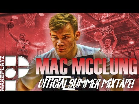 Mac McClung is The Most Electrifying PG! Welcome to the Mac Show!