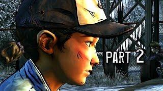 The Walking Dead Season 2 Episode 5 Gameplay Walkthrough Part 2 - The Crew