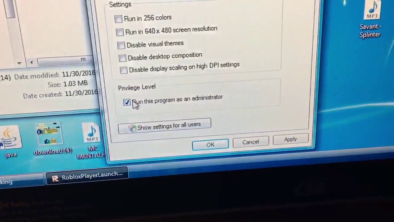 HOW TO FIX ROBLOX NOT LOADING INSTALLER!