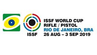 ISSF WC, Rio de Janeiro, Brazil,  Final 25m Rapid Fire Pistol Men 01.09.19