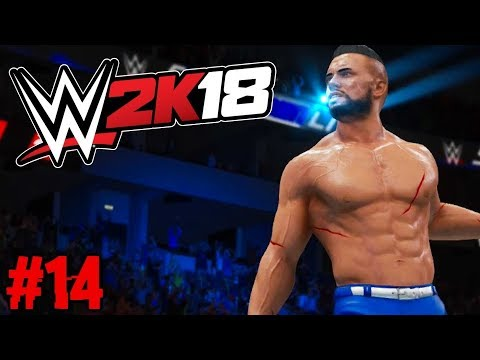 g nsehaut promo wwe 2k18 auf rille zum titel 14 facecam youtube. Black Bedroom Furniture Sets. Home Design Ideas