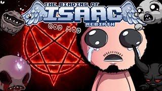The Binding of Isaac Rebirth God Mode - Mega Satan, cola aqui! - Parte 13