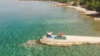 Dave does Porto Heli, Peloponnese, Greece
