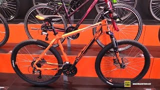 2016 KTM Chicago Disc Mounatin Bike - Walkaround - 2015 Eurobike