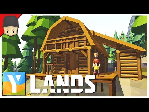 YLANDS - Let's Build a House! : Ep.06 (Survival/Crafting/Exploration/Sandbox Game)