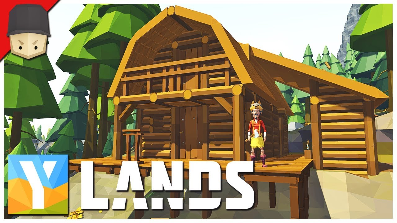 YLANDS   Letu0027s Build A House! : Ep.06  (Survival/Crafting/Exploration/Sandbox Game)