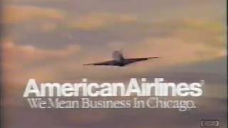 American Airlines | Television Commercial | 1991 | Chicago thumbnail