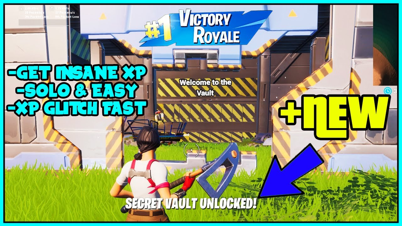 EVERYONE Do This SOLO Fortnite XP GLITCH To Make You High RANK.. (Season 14 UNLIMITED LEVEL UP)