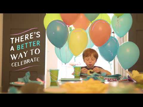 ECHOage: There's a Better Way to Celebrate Kids' Birthday Parties!