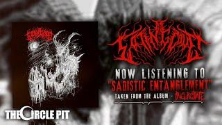 THE EATING CAVE - Sadistic Entanglement (Single) Technical Death Metal / Brutal Death Metal