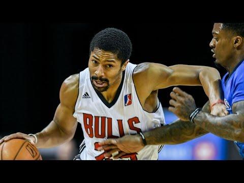 Spencer Dinwiddie NBA D-League Highlights w/ Windy City Bulls
