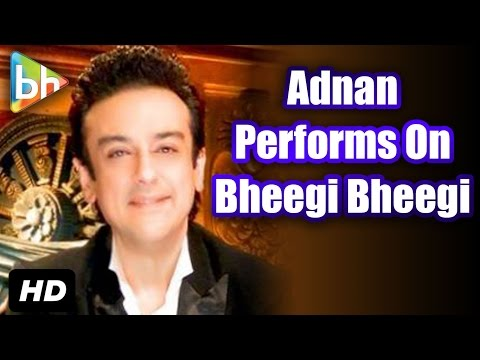 Adnan Sami Performs On 'Bheegi Bheegi Raaton Mein'