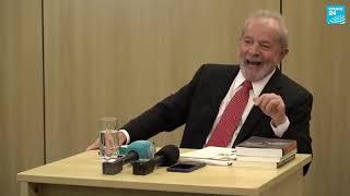 Lula Ao France 24 Eu Vou Provar Que Os Ladrões São Aqueles Que Me Prenderam