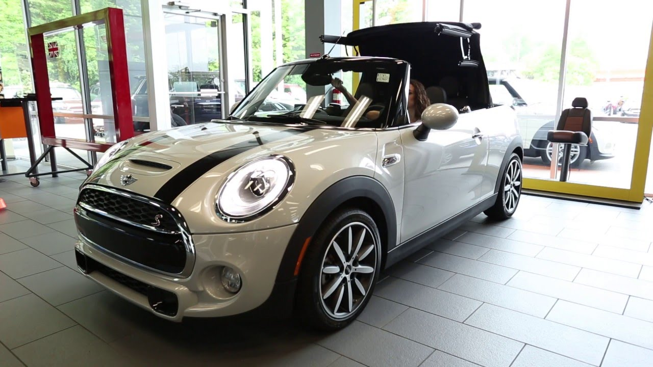 2016 mini cooper convertible youtube. Black Bedroom Furniture Sets. Home Design Ideas
