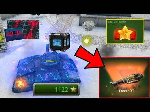 Tanki Online  Epic Gold Box Montage #36 Most Luckiest Container?! Tанки Онлайн