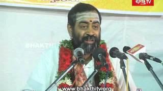 Shanmukha Sharma Talks On Hanuman Puja Vidhi | Anjaneya Vaibhavam | Episode 4_Part 1