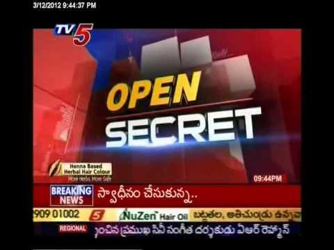 Open secret - Jagan Assets Case Discussion - TV5