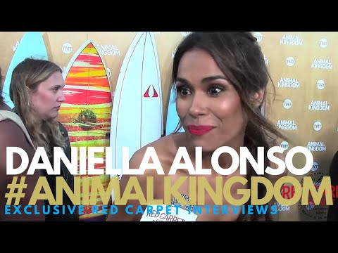 Daniella Alonso ed at TNT's