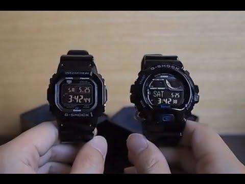 G Shock Gb 6900 Gb 5600 藍牙手錶開箱