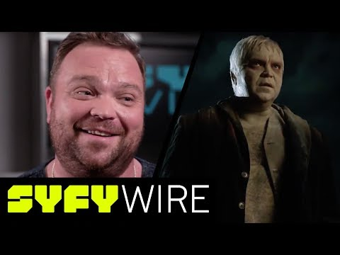 Gotham's Solomon Grundy: A Conversation with Drew Powell  SYFY WIRE