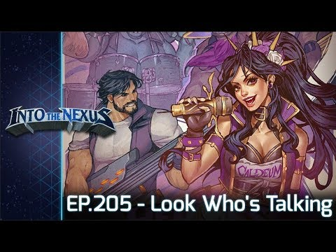 """#205 - Into the Nexus: """"Look Who's Talking"""""""