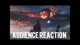 Avengers Endgame - Captain Marvel Arrives AUDIENCE REACTIONS (HD)