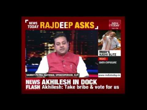 3 Days In Varanasi : Modi's Desperation Or Game Changer ? | Rajdeep Asks