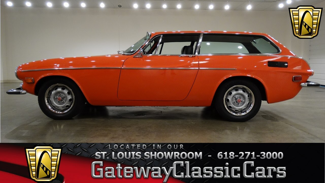 1973 Volvo 1800ES  Gateway Classic Cars St Louis  6426  YouTube
