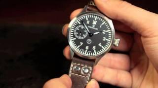 Steinhart Nav B Review, Men's Swiss Pilot Watch