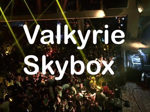 Valkyrie VIP Skybox Friday Night The Palace Bonifacio Global City Taguig by HourPhilippines.com
