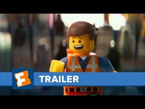 The Lego Movie Official Trailer | Trailers | FandangoMovies