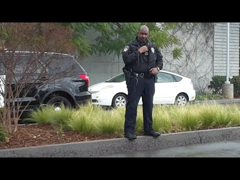 You're Not Doing Anything Wrong, Calls for Backup El Cajon Police
