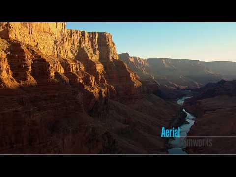 Aerial Grand Canyon - YouTube