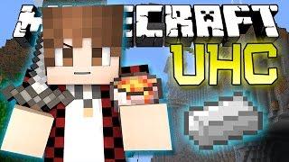 Minecraft: UHC Survival Mini-Game! Part 2 - #MEROME ! (Ultra Hard Core)