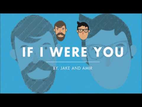 If I Were You - Episode 206: Chex (Live in Austin w/ Ben Schwartz!)(Jake and Amir Podcast)